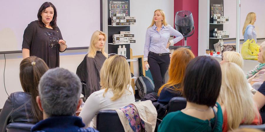 Новая линия TONE New от Vitality's: презентация в Одессе