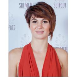 Презентация косметики для волос SURFACE