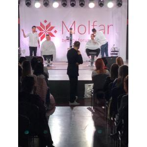 Презентация инструментов Y.S.Park в Карпатах