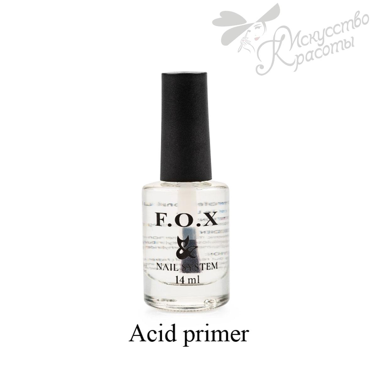 Праймер кислотный  Аcid primer FOX 14мл