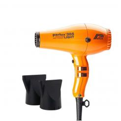 Фен для волос оранжевый Parlux 385 PowerLight Ionic & Ceramic - Parlux Professional. цена, купить в Украине