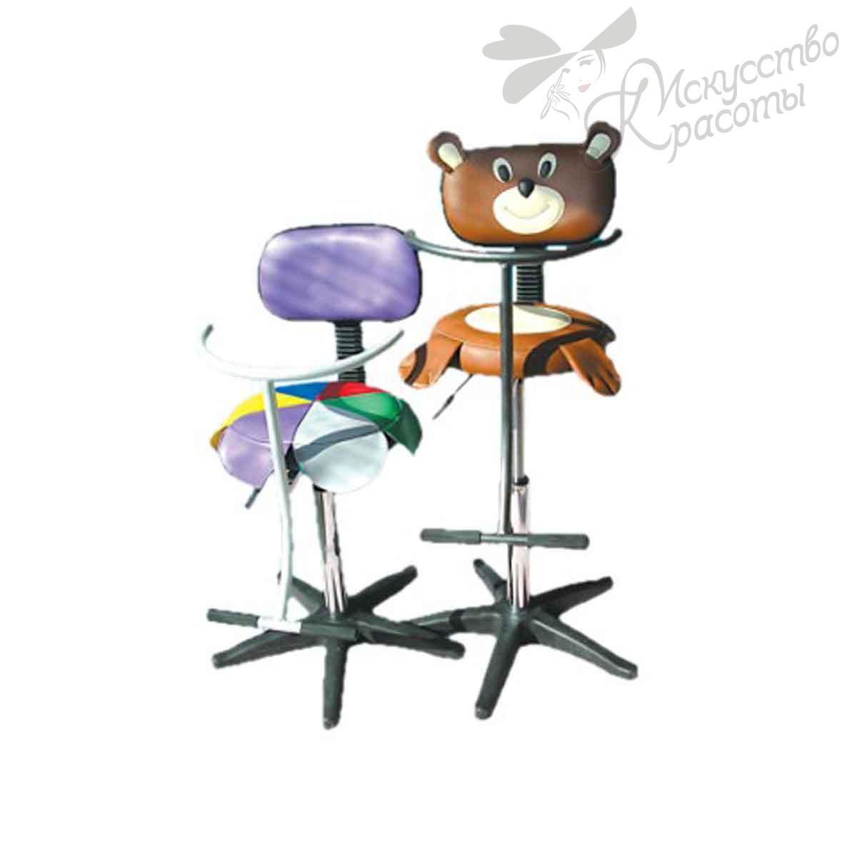 Детское кресло с аппликациями Self