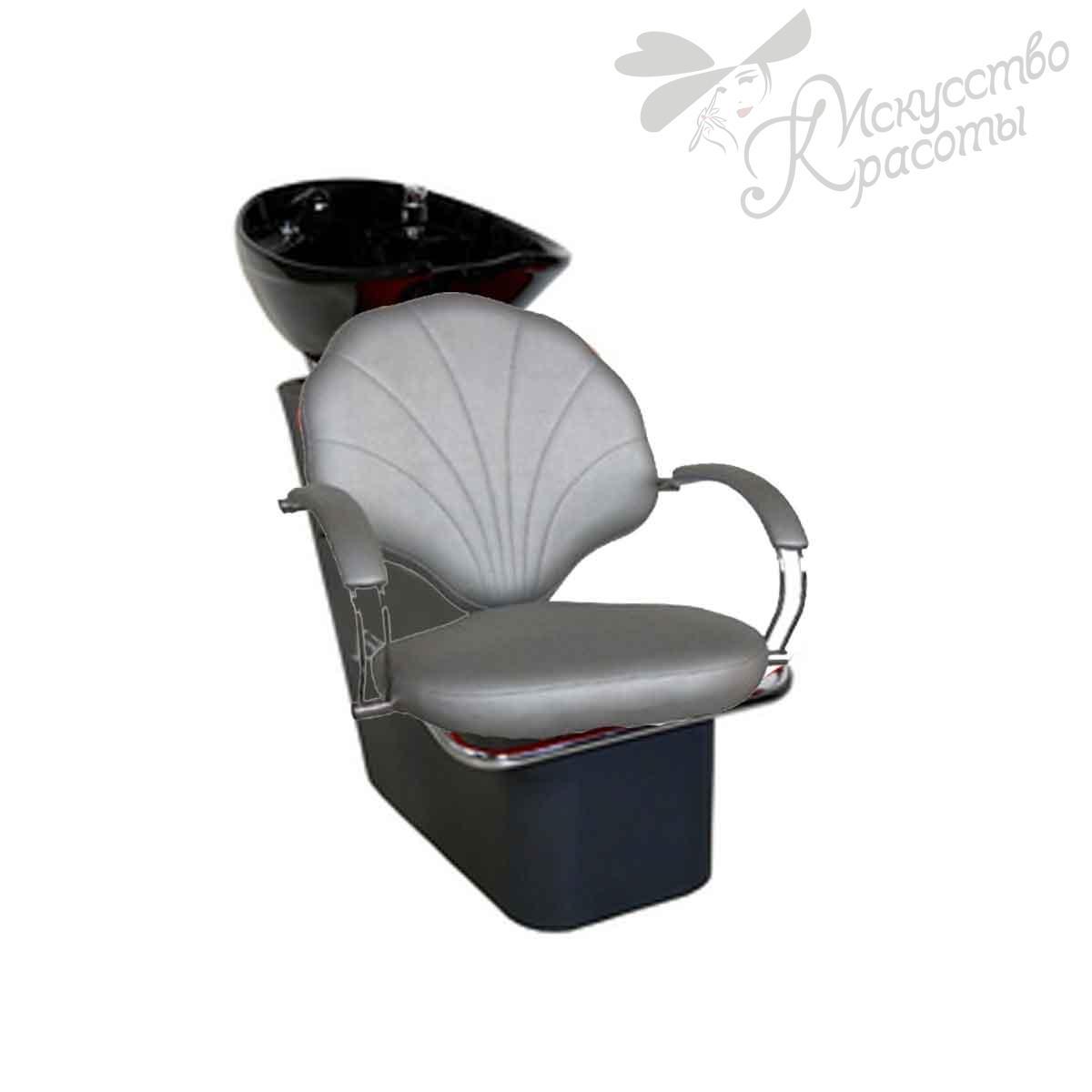 Парикмахерское кресло Атланта под мойку