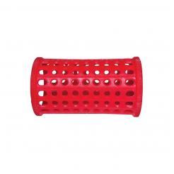 Бигуди пластмассовые D 40мм красные TICO - TICO Professional. цена, купить в Украине