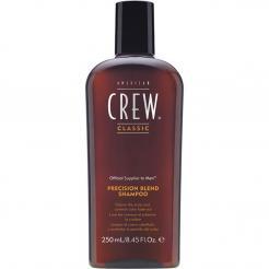 Шампунь для волос после маскировки седины American Crew Precision Blend Shampoo 250 мл - American Crew. цена, купить в Украине