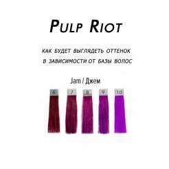 Прямой краситель Jam Pulp Riot 118 мл - Pulp Riot. цена, купить в Украине