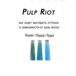 Прямой краситель Powder Pulp Riot 118 мл - Pulp Riot. цена, купить в Украине