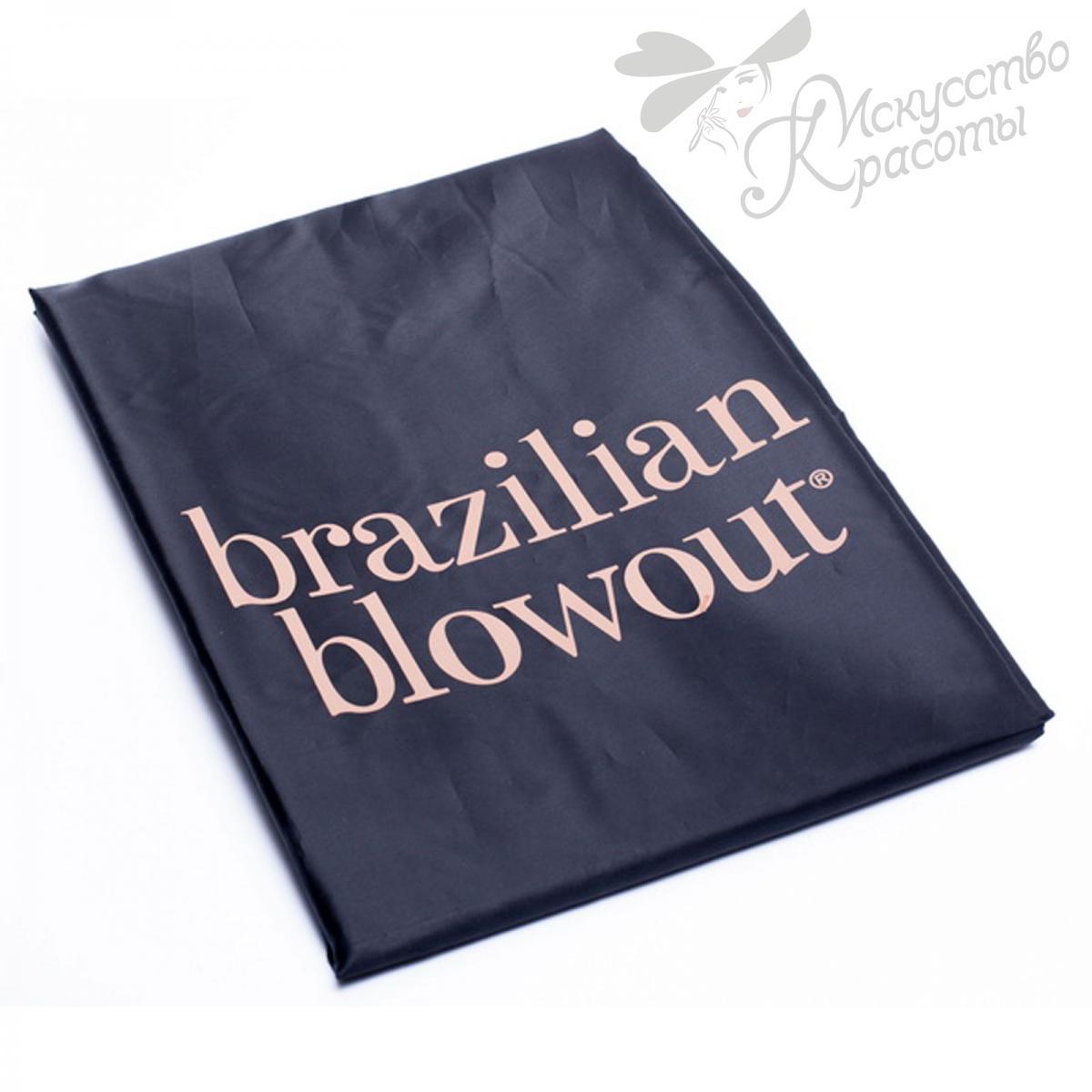 Пеньюар черный Brazilian Blowout