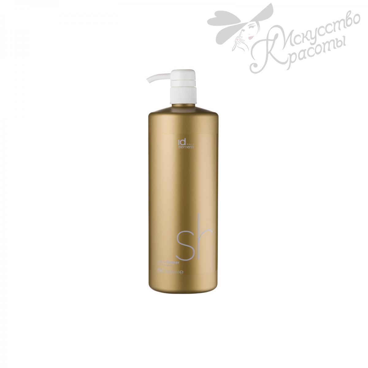 Шампунь для окрашенных и нормальных волос ID Hair Gold 1000 мл