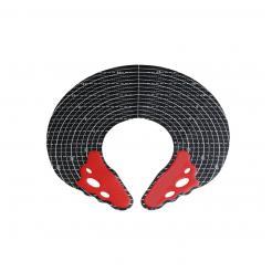 Воротник 1мм Perfect Cut Cape  Black/Red Y.S.Park - Y.S.Park. цена, купить в Украине