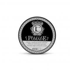 Чорная помада для стайлинга волос Black Gel Pomade Lavish Care 100 мл - Lavish Care. цена, купить в Украине