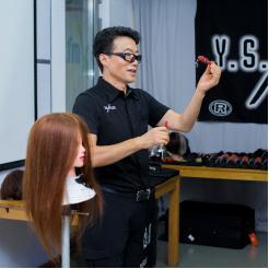 Кисточки для краски YS-645 Black Y.S. Park