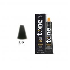 Краска для волос 3/0 темно-каштановый Tone Intense Vitality's 100мл - Vitality's. цена, купить в Украине
