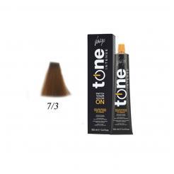 Краска для волос 7/3 золотистый блонд Tone Intense Vitality's 100мл - Vitality's. цена, купить в Украине