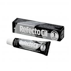 Краска для бровей и ресниц черная RefectoCil 15 мл - Refectocill. цена, купить в Украине