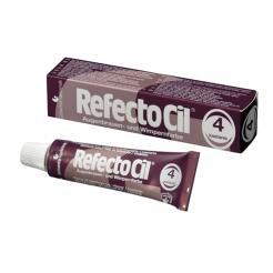 Краска для бровей и ресниц каштановая RefectoCil 15 мл - Refectocill. цена, купить в Украине