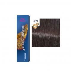 Краска для волос Wella Koleston ME+ 4/71 тирамису 60 мл - Wella Professional. цена, купить в Украине