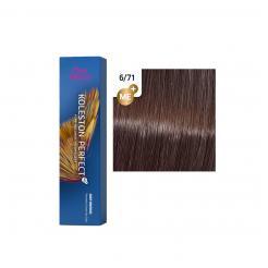 Краска для волос Wella Koleston ME+ 6/71 королевский соболь 60 мл - Wella Professional. цена, купить в Украине