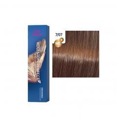 Краска для волос Wella Koleston ME+ 7/07 олива 60 мл - Wella Professional. цена, купить в Украине