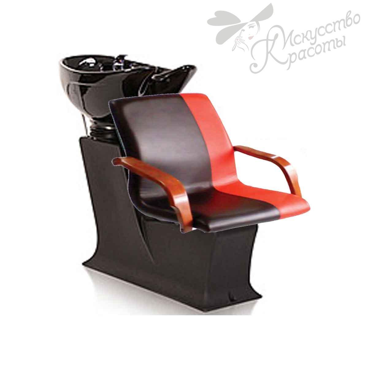 Парикмахерское кресло Оптима под мойку