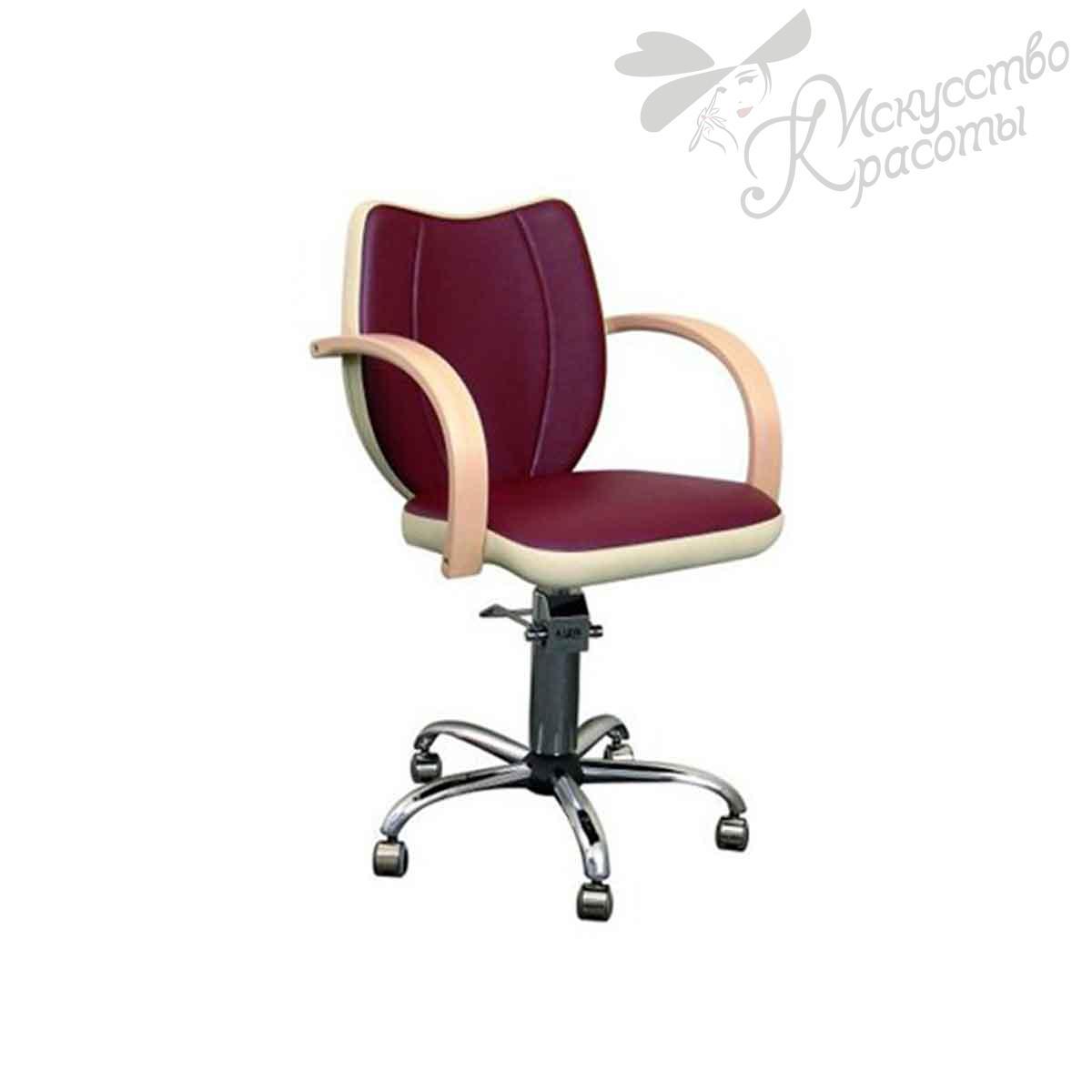 Парикмахерское кресло Толедо пвнематика