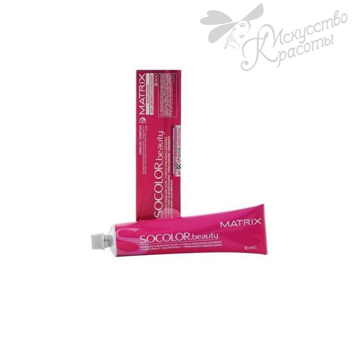 Краска для волос Matrix Socolor beauty 8VM