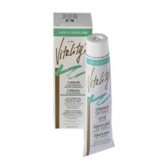 Краска для волос 6/5 темно-махогоновый каштан Collection Vitality's 100 мл - Vitality's. цена, купить в Украине