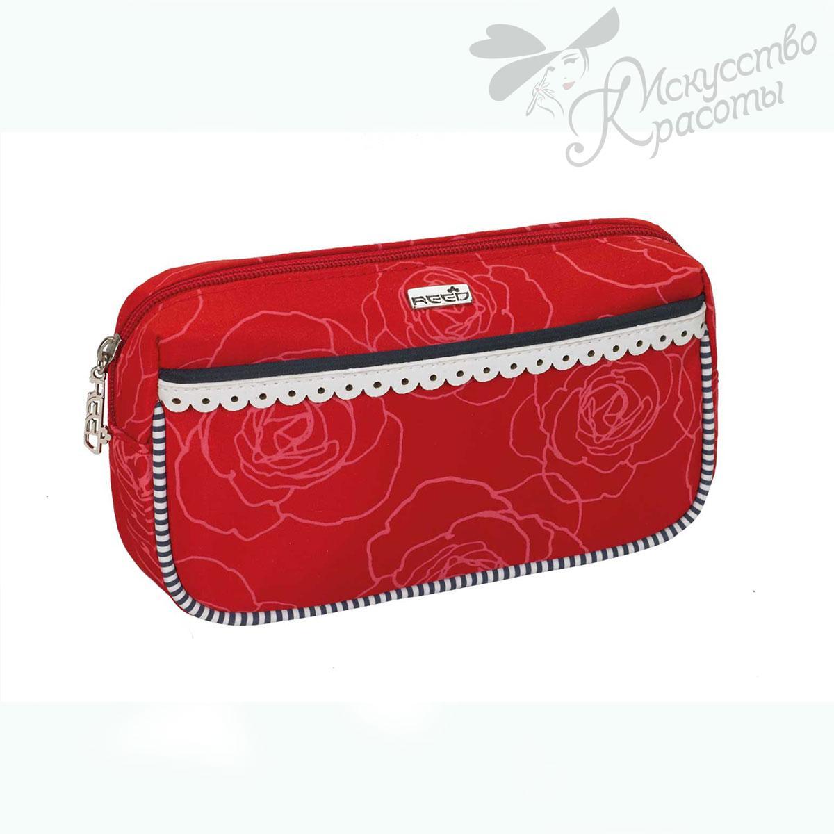Косметичка Marina red Reed
