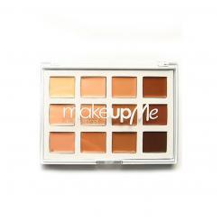 Набор консилеров 12 оттенков Make Up Me FG12-W - Make Up me. цена, купить в Украине