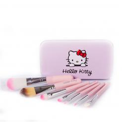 Набор кистей для макияжа розовые 7шт Make Up me - Make Up me. цена, купить в Украине