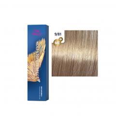 Краска для волос Wella Koleston ME+ 9/81Сливочный камео 60 мл - Wella Professional. цена, купить в Украине