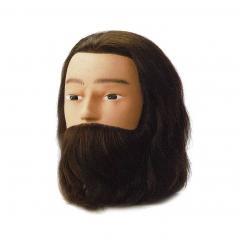 Учебная голова мужчина с бородой Sibel - Sibel. цена, купить в Украине