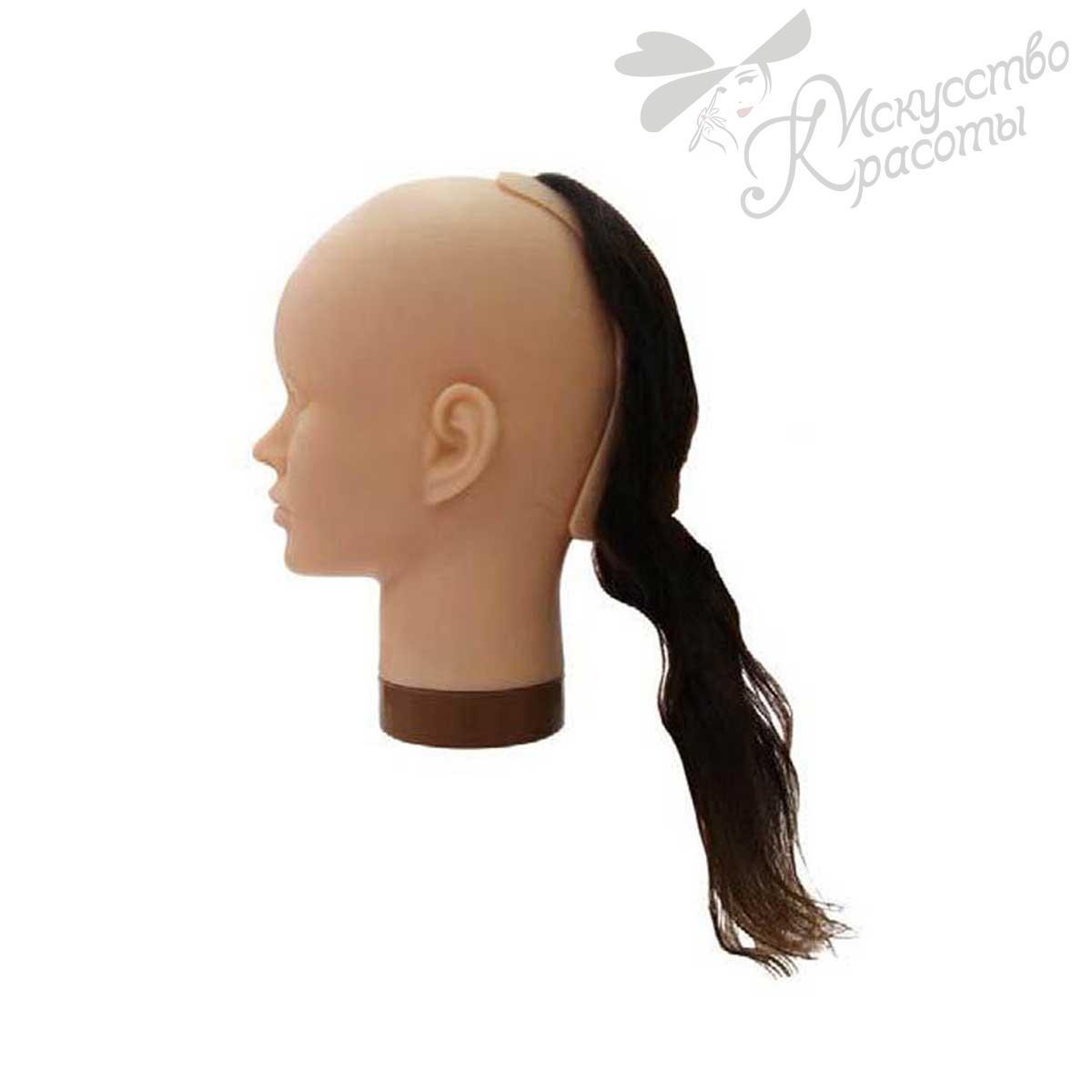 Накладка из волос затылочная Sibel