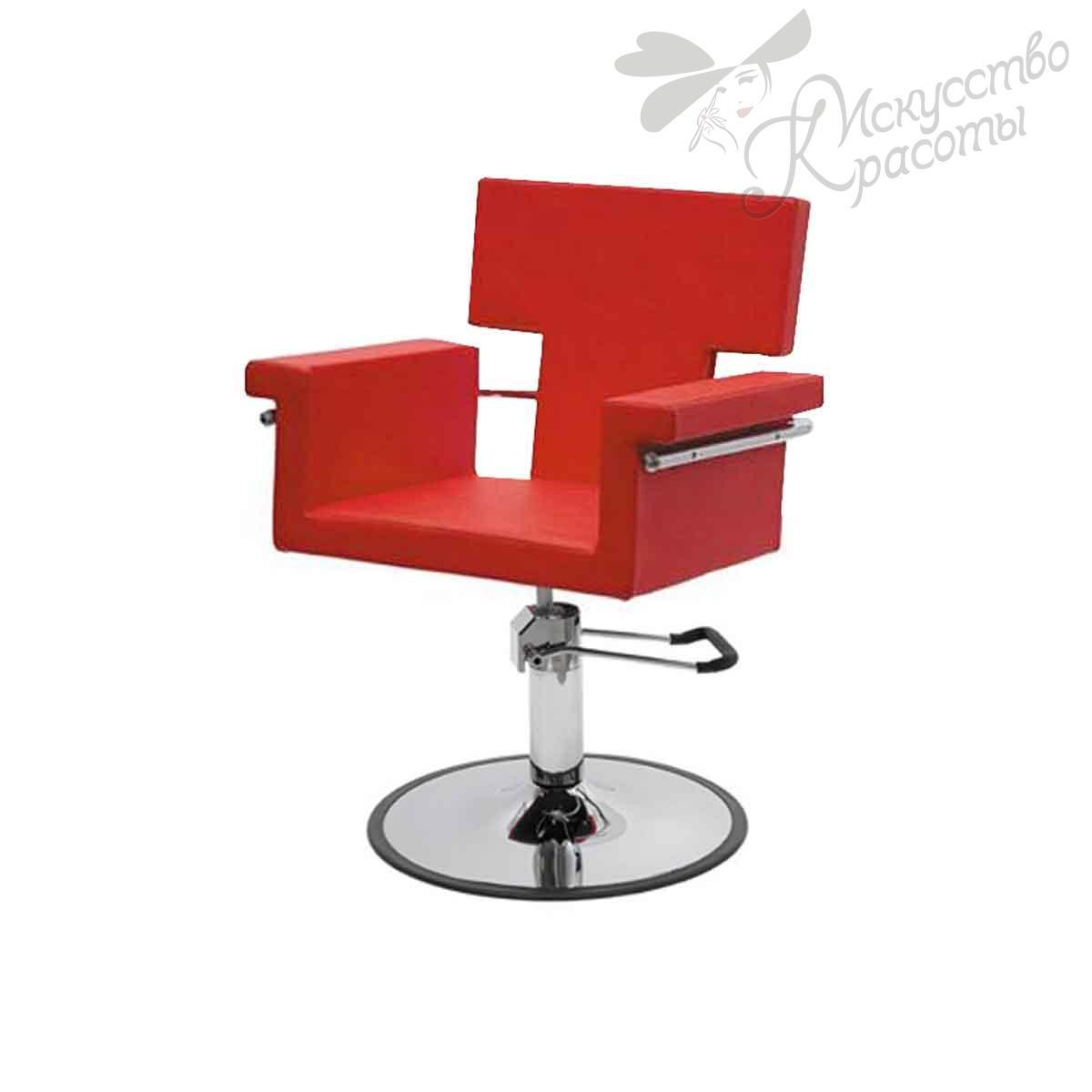 Парикмахерское кресло Квадра гидравлика