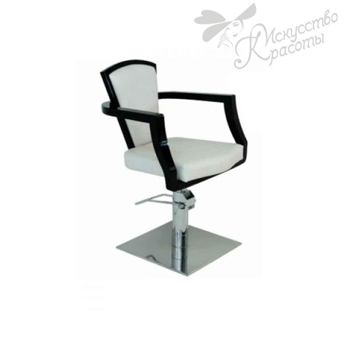 Парикмахерское кресло Кинг Люкс гидравлика