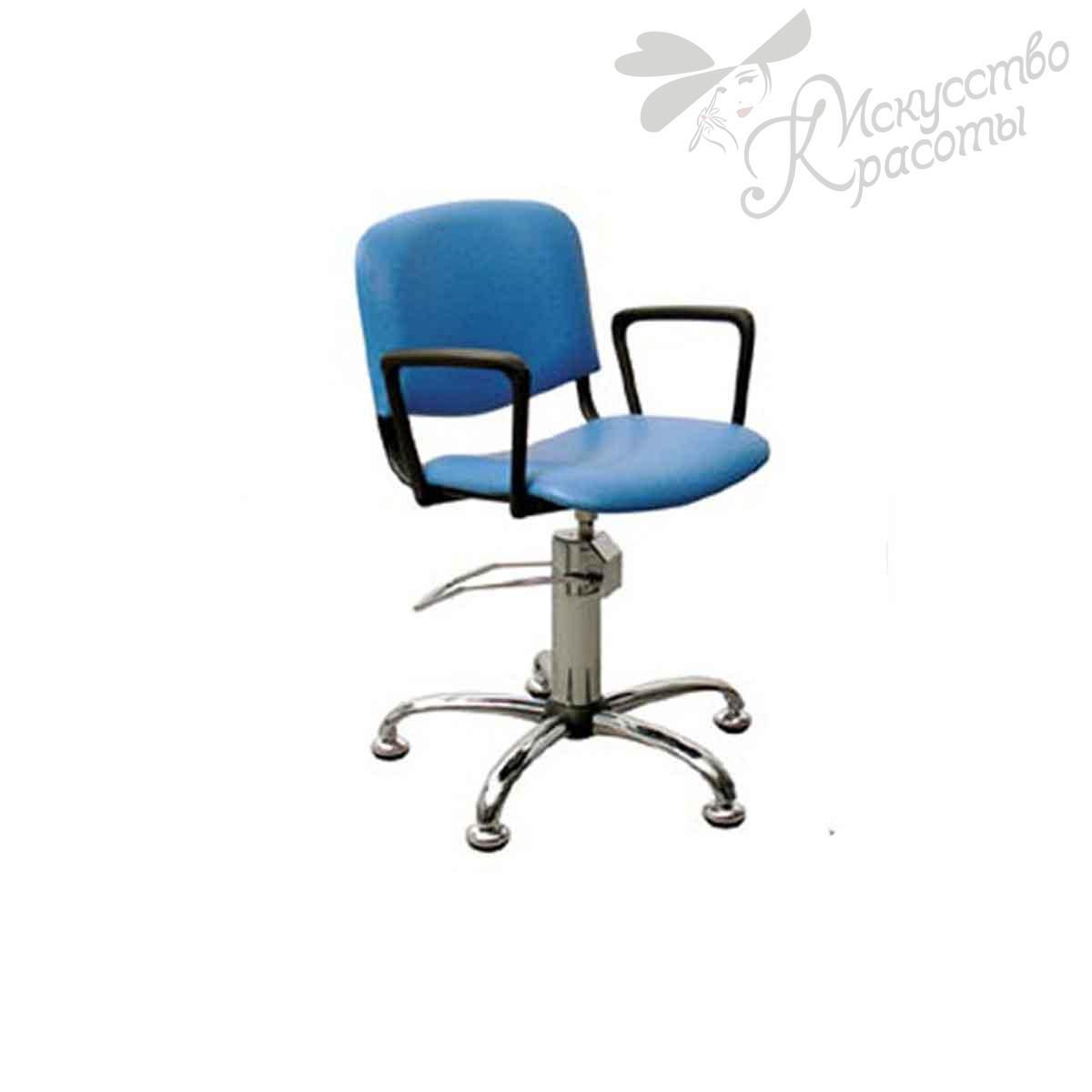 Парикмахерское кресло Лиза гидравлика