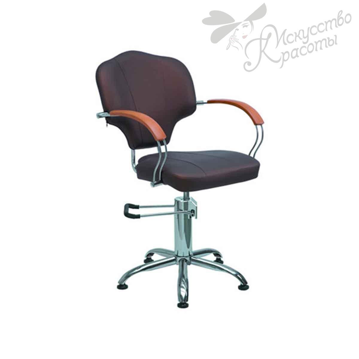 Парикмахерское кресло Нарцис гидравлика