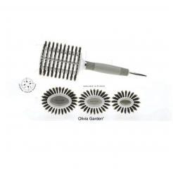 Брашинг Ceramic+ion Turbo Vent Combo Large d 45 Olivia Garden - Olivia Garden. цена, купить в Украине