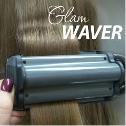 Тройная плойка Glam Waver 100206 TICO Professional - TICO Professional. цена, купить в Украине