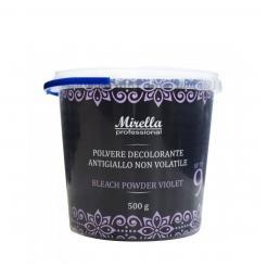 Осветляющая фиолетовая пудра для волос Mirella 500 г - Mirella Professional. цена, купить в Украине