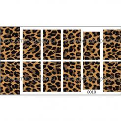 """Наклейка для ногтей  """"Леопард"""" Nail OK - . цена, купить в Украине"""