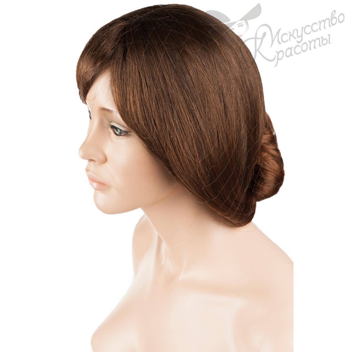 Сеточка для волос коричневая EUROstil 1 шт