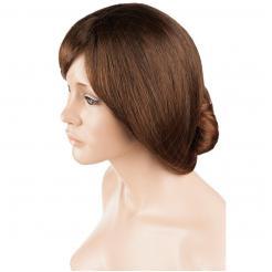 Сеточка для волос коричневая EUROstil 1 шт - EURO stil. цена, купить в Украине