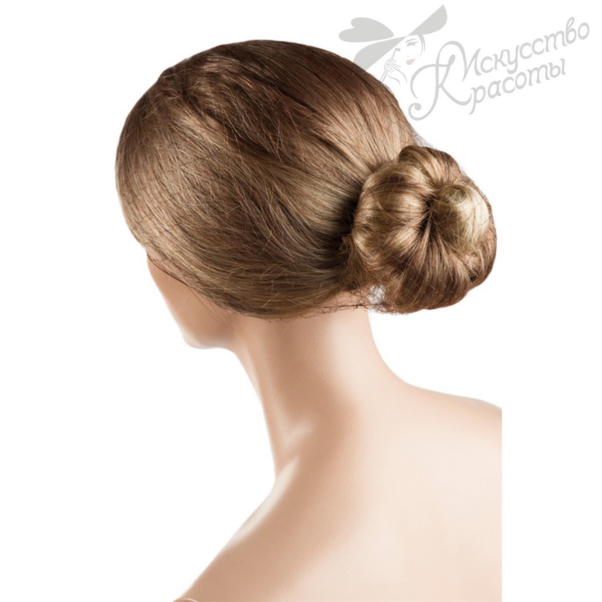 Сеточка для волос темно-коричневый нейлон EUROstil 1 шт