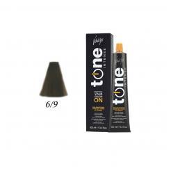 Краска для волос 6/9 блонд темный шоколадный Tone Intense Vitality's 100мл - Vitality's. цена, купить в Украине