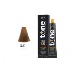 Краска для волос 8/0 светлый блонд Tone Intense Vitality's 100мл - Vitality's. цена, купить в Украине