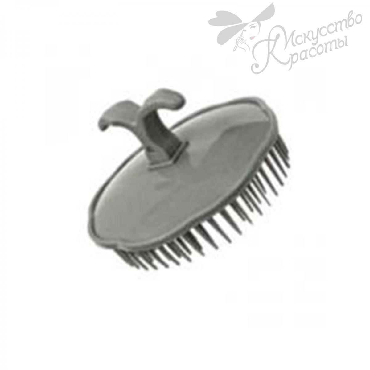 Массажная щетка для шампунирования Tico Professional