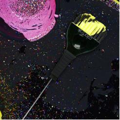 Кисть для окрашивания со спицей-хвостиком Duo Color Brush Colortrak - Colortrak. цена, купить в Украине
