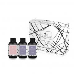 Набор Закрепитель,Сыворотка Try Box Niophlex 2 в 1 ID Hair - ID Hair Professional. цена, купить в Украине