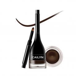 "Подводка для глаз Cailyn make up ""Gel Eyeliner"" 02 Chocolate Mousse - Cailyn make up. цена, купить в Украине"